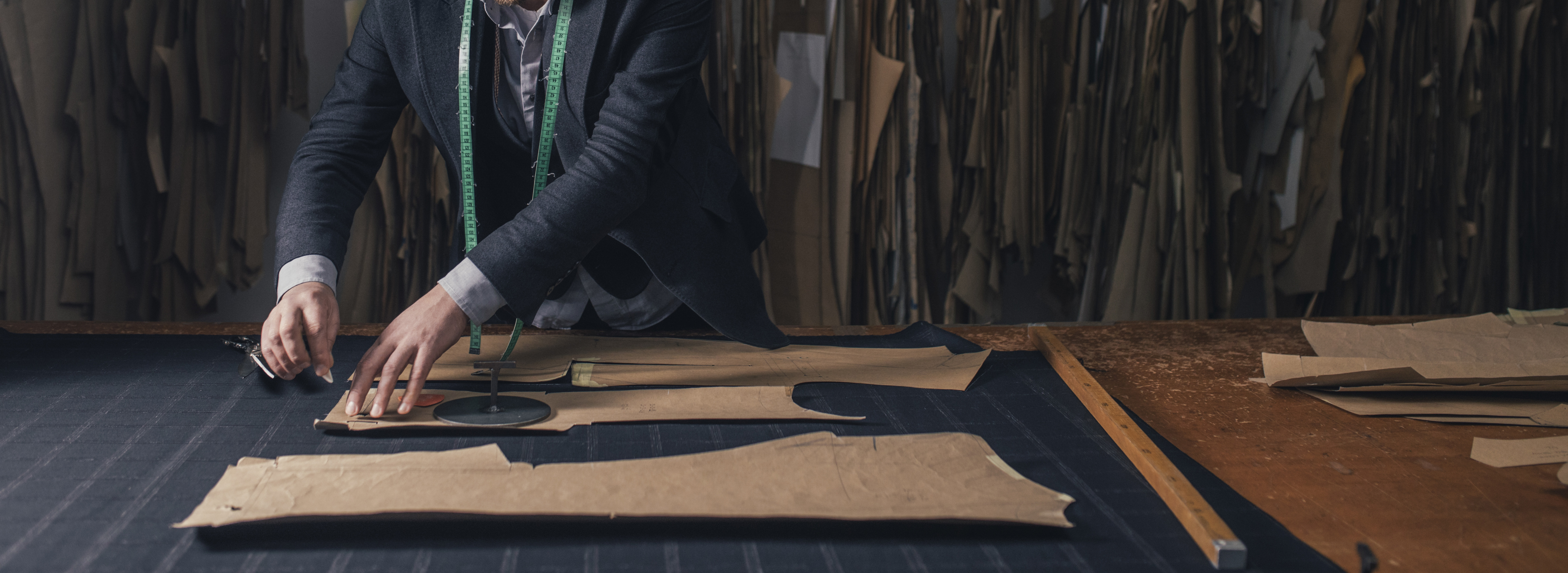 MADE TO MEASURE SUITS - WEDDING OUTFITS